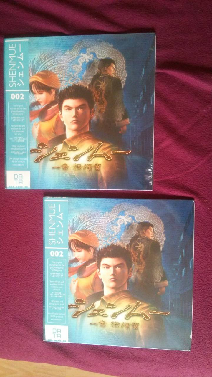 Sosuke's Collection - Page 6 Vinyls