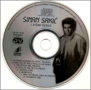 Sinan Sakic  - Diskografija  Sinan_1997_z_cd