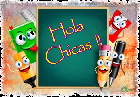 Mis Utiles Preferidos HOLA_CHICAS