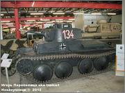 Немецкий легкий танк Panzerkampfwagen 38 (t)  Ausf G,  Deutsches Panzermuseum, Munster Pzkpfw_38_t_Munster_004
