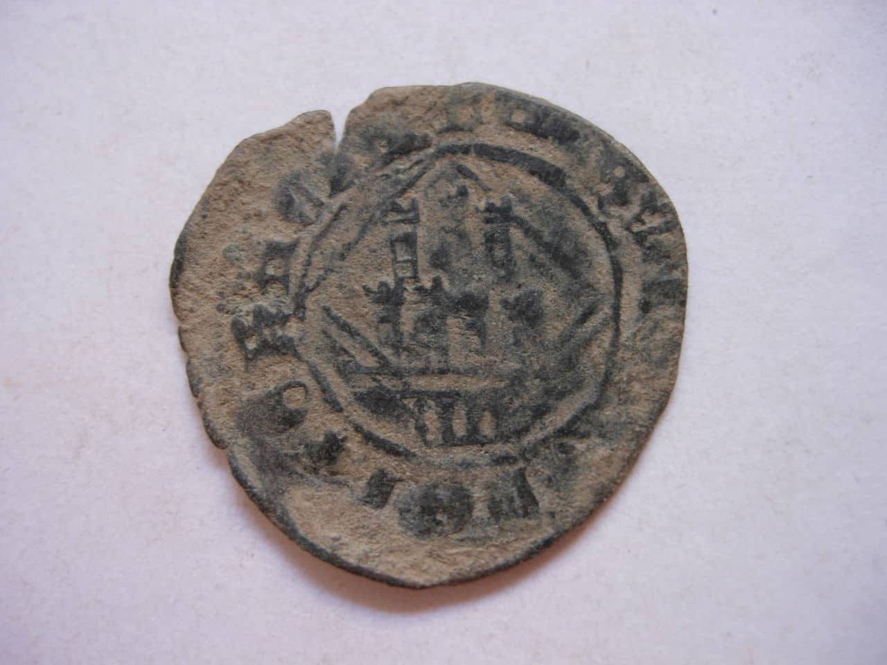 Blanca del ordenamiento de Segovia de 1471. Enrique IV. Segovia. Baj_139