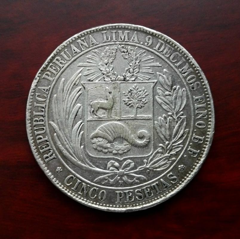 5 pesetas 1880, Perú (dedicado a Koldomi) IMG_20170708_162722