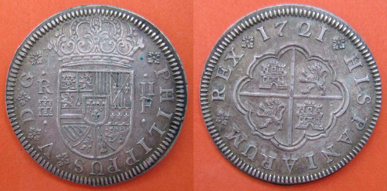 2 reales Felipe V. Segovia 1721 2_reales_1721_Segovia_Felipe_V