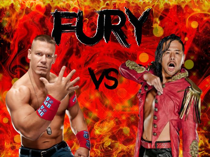 1/22/18 Match Card Cena_Vs_Nakamura