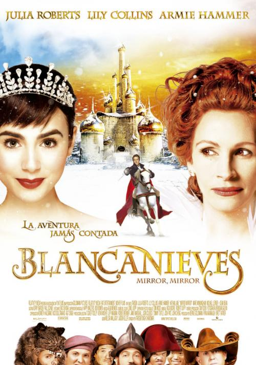 """Cine """"0 a 10"""" (puntuación a la última película vista, críticas, etc.) - Página 4 Blancanieves"""
