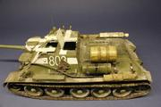 СУ-85 средних выпусков, 1/35, MiniArt,   Берлин 1945 MG_6123