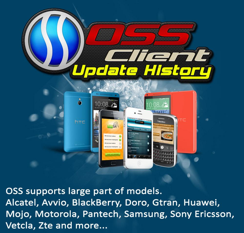 :تحديثــات: OSS-Client Version 8.0 MIX Released  ZTE,MIZU,NAVON & Much More Update_Thread