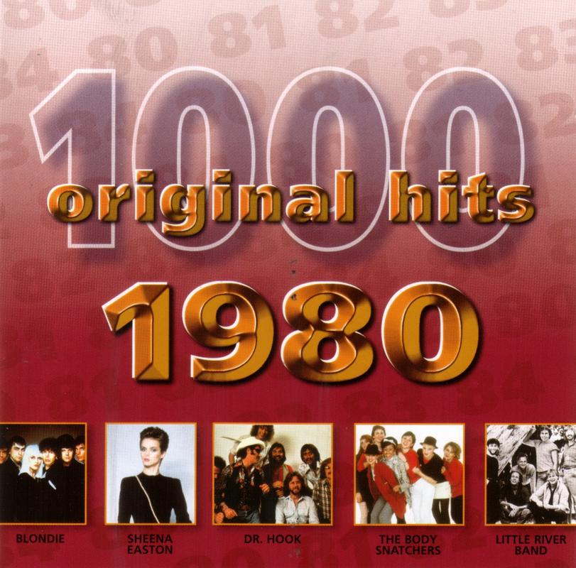 1000 Original Hits 1960-1999  Front