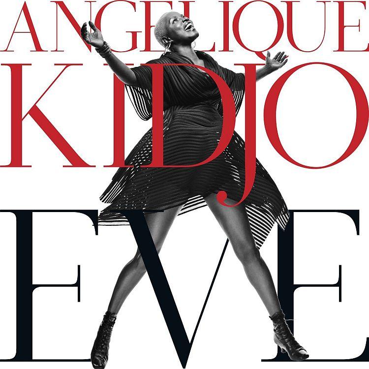 Angelique Kidjo  FRONT