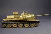 СУ-85 средних выпусков, 1/35, MiniArt,   Берлин 1945 MG_6092