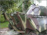 "Немецкий тяжелый танк PzKpfw V Ausf.G  ""Panther"",  rue D'Erezee, Manhay, Belgique Panther_Manhay_220"