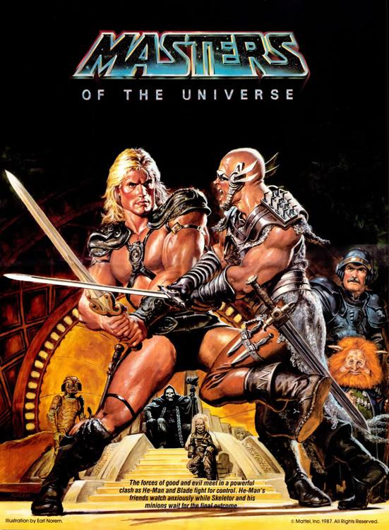 Masters of the Universe (Masters Del Universo) 1987 - Página 2 Master_of_the_universe_1987_poster