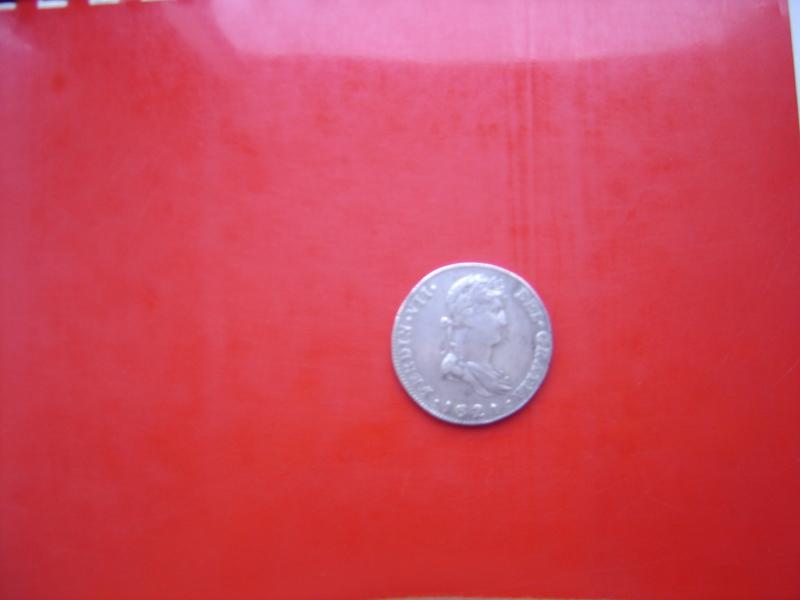 8 reales de Fernando VII 1821 Guadalaxara  DSC00007