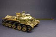 СУ-85 средних выпусков, 1/35, MiniArt,   Берлин 1945 MG_6093