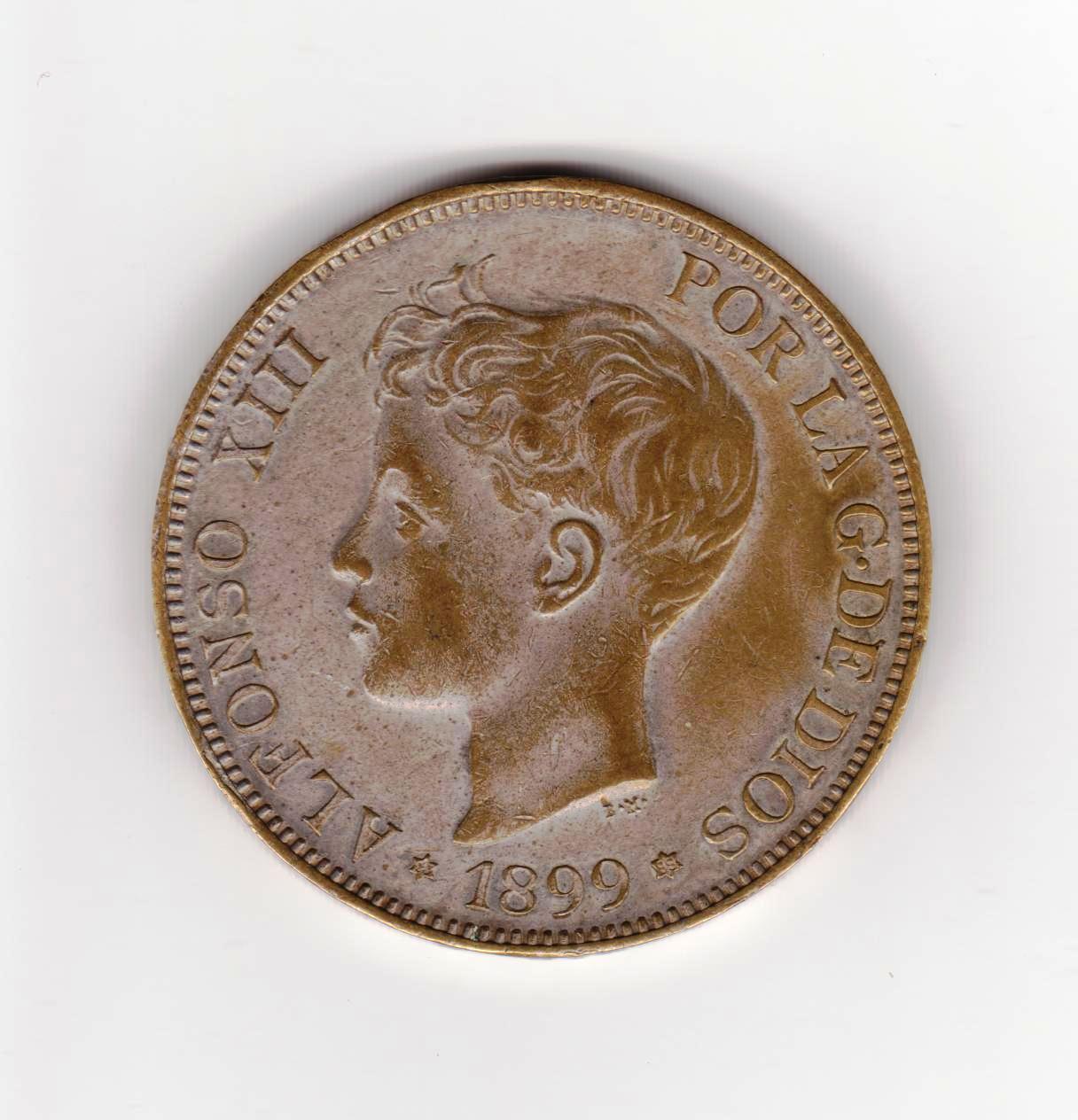 5 pesetas 1899, latón plateado 5_pesetas_1899_falas_epoca