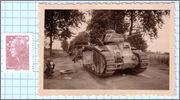 Камуфляж французских танков B1  и B1 bis B1madagascar_R