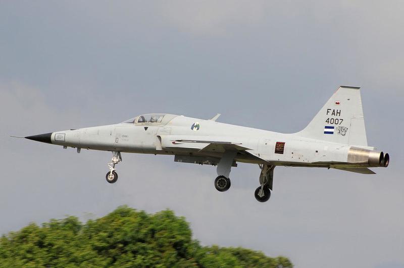 Fuerzas Armadas de Honduras 15116_1374776281