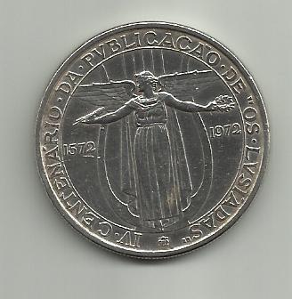 50 Escudos Conmemorativos de las Luisadas 1972 (Portugal) 50_escudos_Luisiadas_Portugal_1972_anver