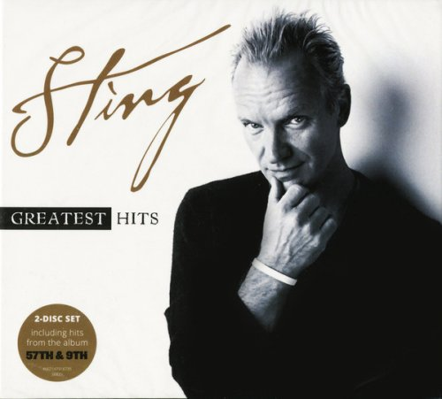 Sting - Greatest Hits Cover