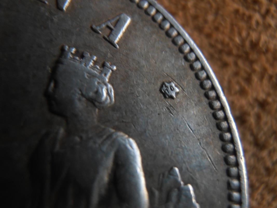 5 pesetas 1870. Gobierno Provisional PC010046