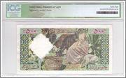 500 francs, Algeria, 1958 Algeria_P117_500_francs_1958_R