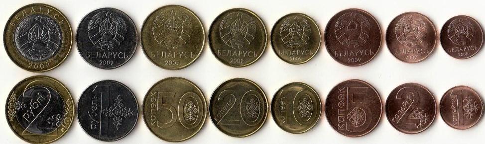 Coleccionando monedas de todas las naciones del mundo Bie