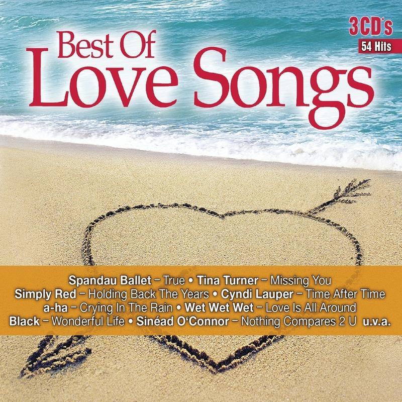 Best Of Love Songs Best