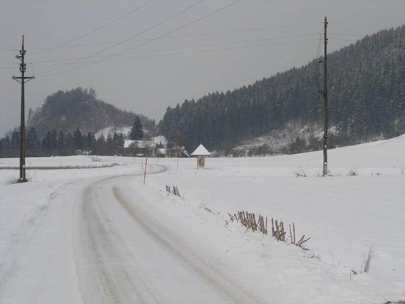 """Karaula """"Vič"""" VP 7646 - granični odsek Dravograd - 1986-1987 04_VIC"""