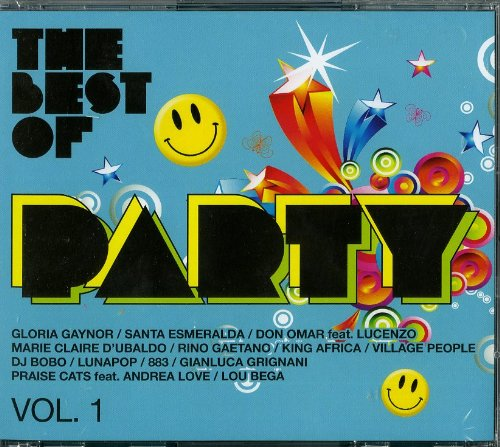 the Best Party vol.1 Party_1