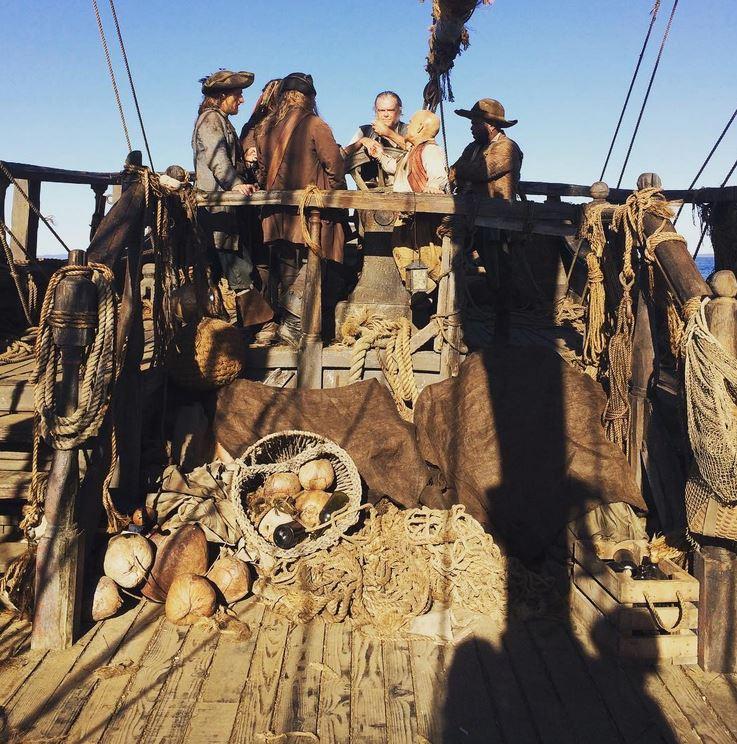 Pirates des Caraïbes 5 : DEAD MEN TELL NO TALES ☠ 9818e40f4f0a