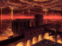 Verin's fortress