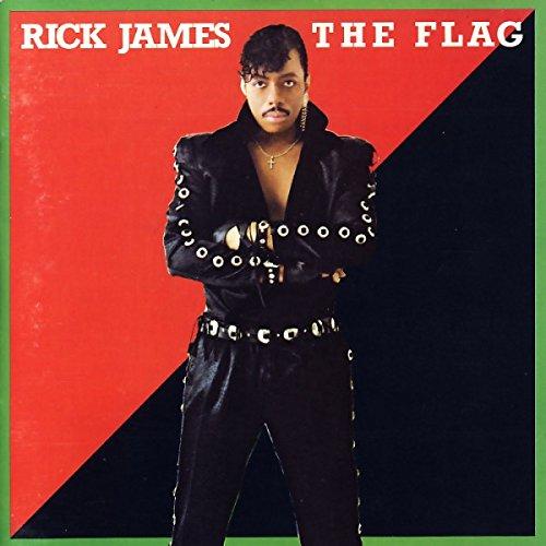 Rick James Flag