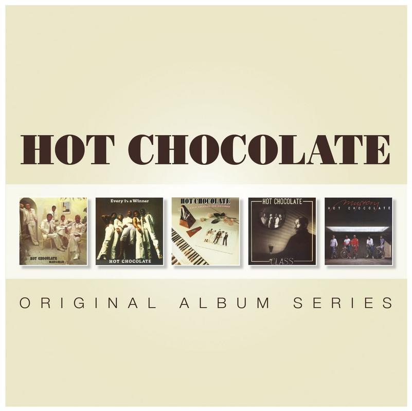 Hot Chocolate - (5CD Box Set) Original Album Series 320 Hot_Chocolate_Box_Front_web