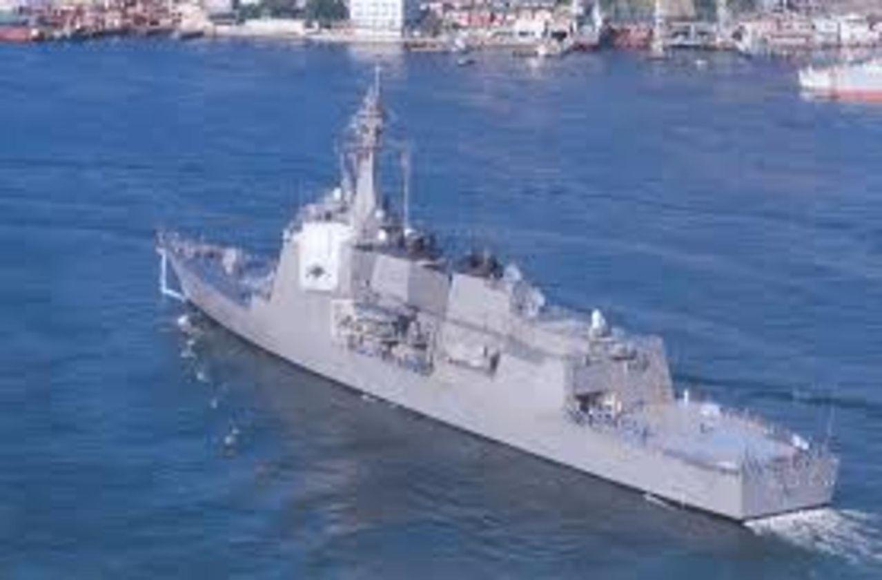 La Fuerza naval Japonesa no debe ser subestimada - Comenta Kazuhiko Inoue, Asesor militar Japones ATAGOCLASSDESTROYERAEGIS