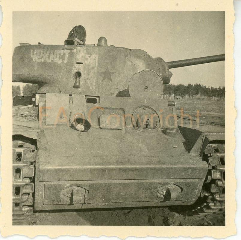 КВ-9, КВ-1 с башней 1942 года 1_6_2