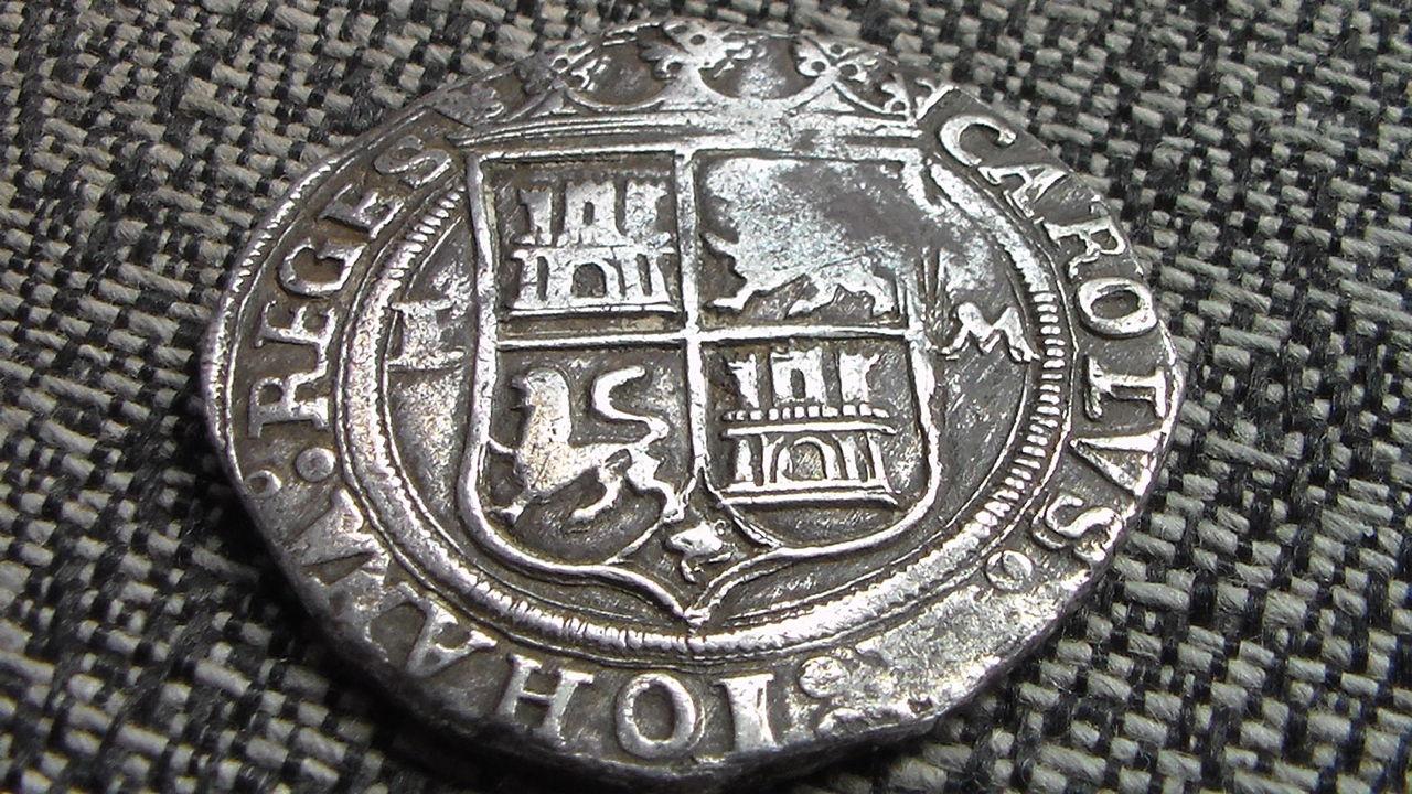 4 reales Carlos y Juana, México. SAM_1573