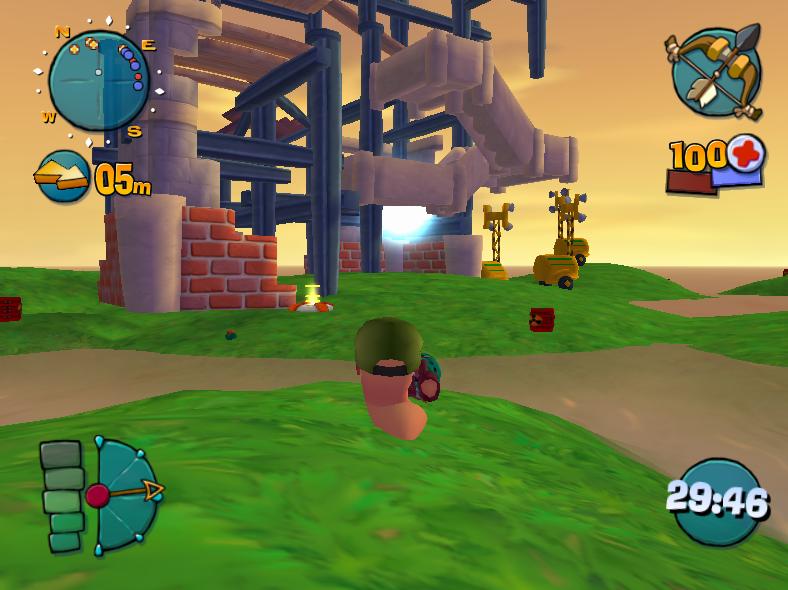 Worms 4 Mayhem Tweaking Mods - Portal Uooooooooo