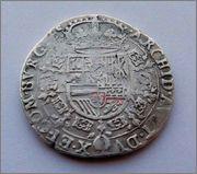 Patagón de Borgoña 1635. Felipe IV. Dole. IMG_20141003_WA0041