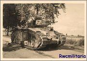 Камуфляж французских танков B1  и B1 bis 119272147