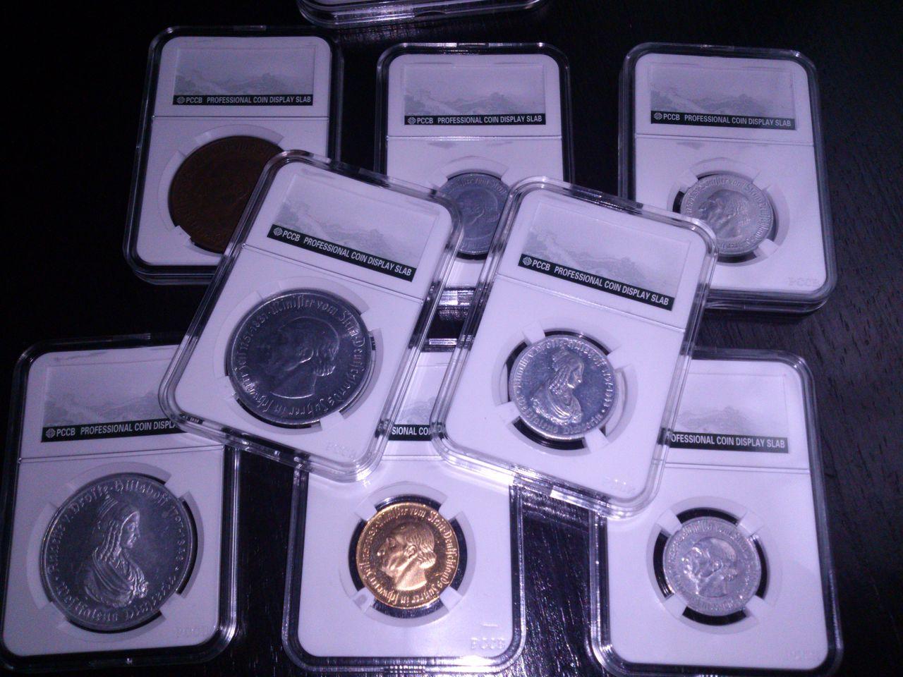 Monedas de emergencia emitidas por el banco regional de Westphalia DSC_8553