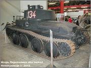 Немецкий легкий танк Panzerkampfwagen 38 (t)  Ausf G,  Deutsches Panzermuseum, Munster Pzkpfw_38_t_Munster_006