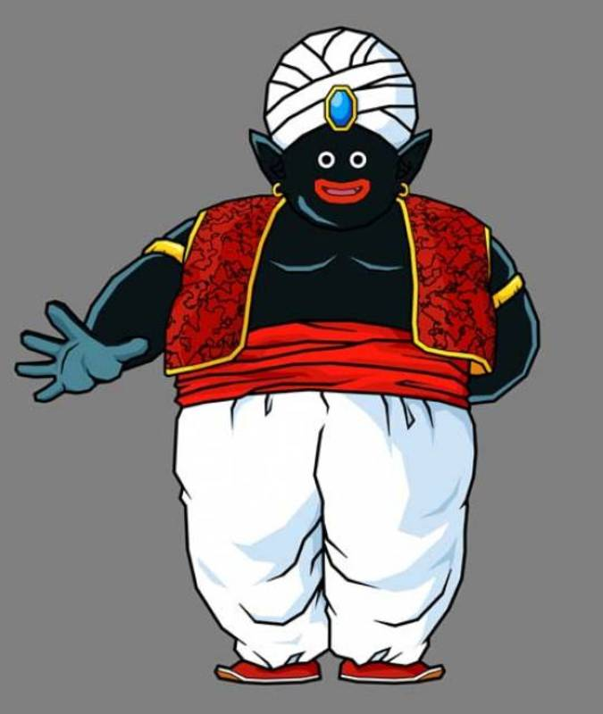 Dragon Ball Ultimate: Saiyan Saga - Page 5 361450_mr_popo_01