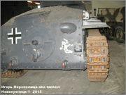 Немецкий легкий танк Panzerkampfwagen 38 (t)  Ausf G,  Deutsches Panzermuseum, Munster Pzkpfw_38_t_Munster_039