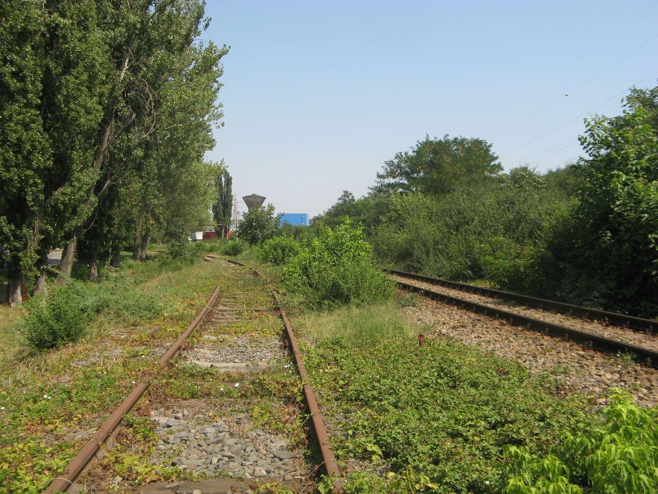 Calea ferată directă Oradea Vest - Episcopia Bihor IMG_0034