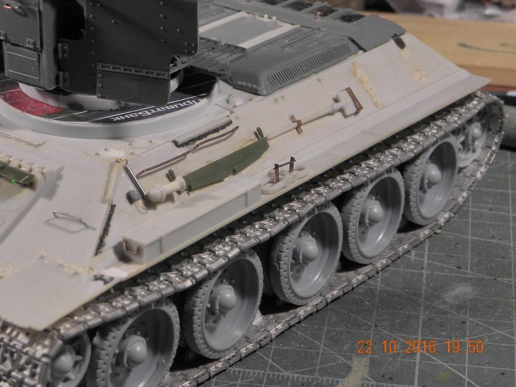 Flackpanzer 20mm T-34 DSCN7451