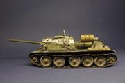 СУ-85 средних выпусков, 1/35, MiniArt,   Берлин 1945 MG_6096