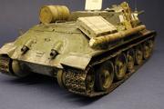 СУ-85 средних выпусков, 1/35, MiniArt,   Берлин 1945 MG_6137