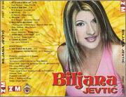 Biljana Jevtic  - Diskografija  2001_z