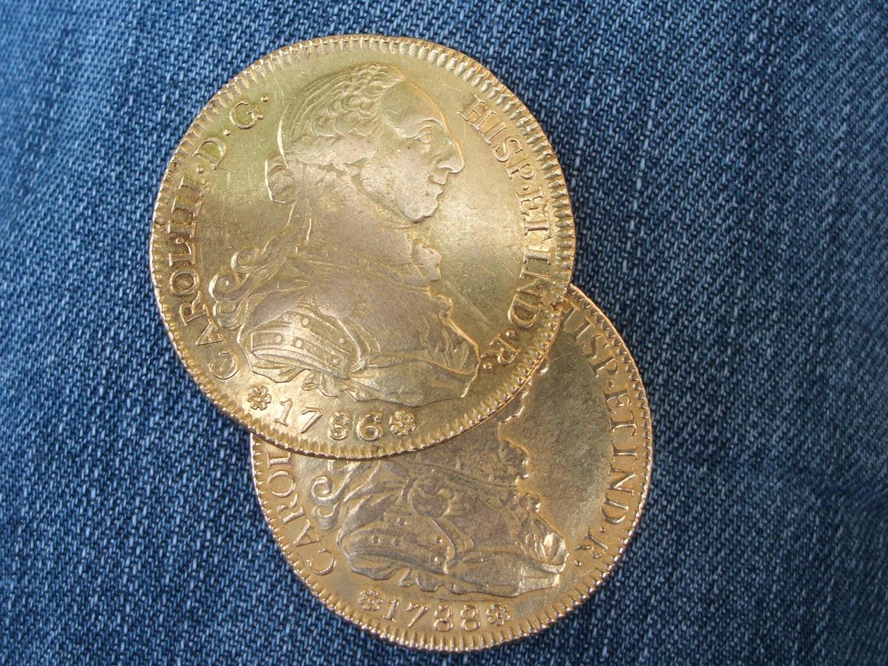 8 escudos 1788 Carlos III - Sevilla (Para mi Lanzarote) - Página 3 034
