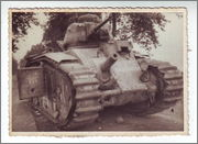 Камуфляж французских танков B1  и B1 bis 209758154